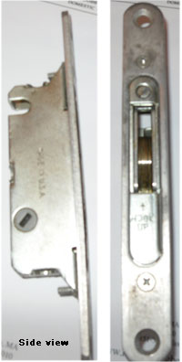 Exceptionnel If The Cylinder Is In The 45 Degree Position With The Latch In The Unlocked  Position, Then 019036 Would Be Correct. If The Cylinder Is At 90 Degrees  When In ...